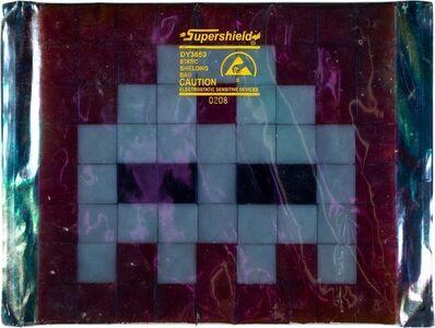 Invader, 'Invasion Kit #8 (Third Eye) (Unsigned)', 2008