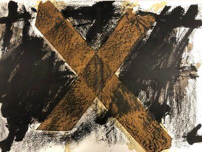 Antoni Tàpies, 'Objets et grands formats', 1972