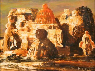 Salvatore Fiume, 'Isola di pietre'