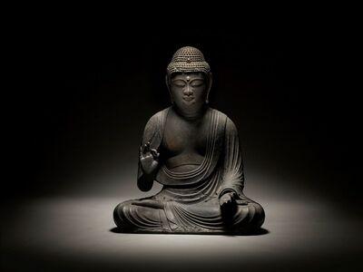 Unknown, 'Amida Buddha', Japan 11th/12th century Heian period