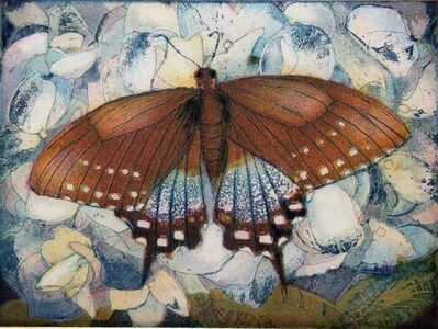 Jutta Votteler, 'Schmetterlingsparadies', 2016