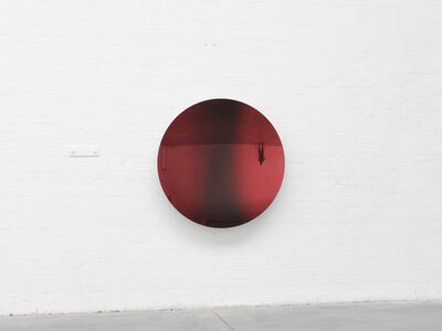 Anish Kapoor, 'Mirror (Apple Magenta mix.2 to Brandy Wine)', 2018