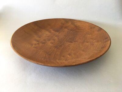 Rude Osolnik, 'Untitled Shallow Bowl', 1982