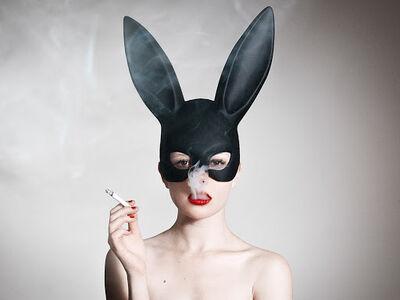 Tyler Shields, 'Bunny', 2017