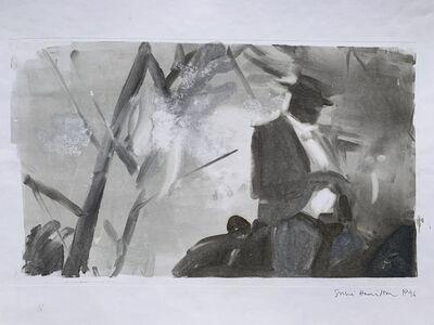 Susie Hamilton, 'Sunrise Rider', 1996