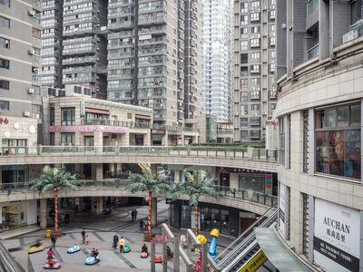 Peter Bialobrzeski, 'Wuhan Diary p.50', 2017