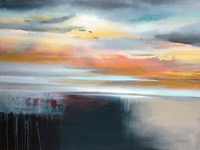 Jane Bronsch, 'Blaze of Sunset', 2020