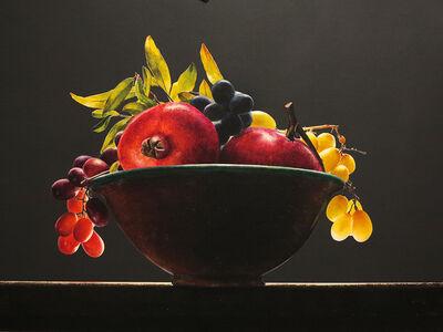 Ottorino De Lucchi, 'Grapes and Pomegranates', 2017