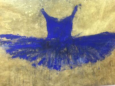 Ewa Bathelier, 'gold tutu'', 2016