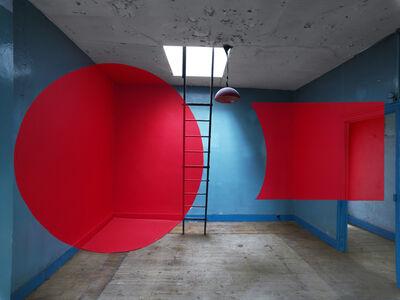 Georges Rousse, 'Montferrand', 2012