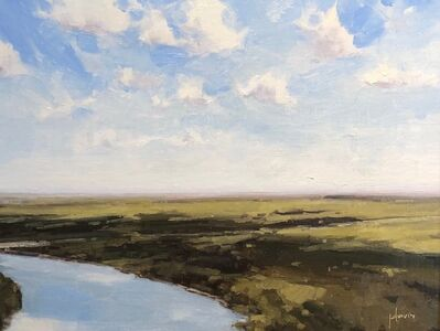 Julie Davis, 'Austin from Above, Looking Southeast'
