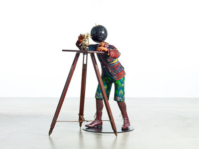 Yinka Shonibare CBE, 'Planets in My Head, Young Geologist ', 2019