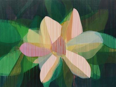 Katherine Sandoz, '(Magnolia) Yellow', 2019