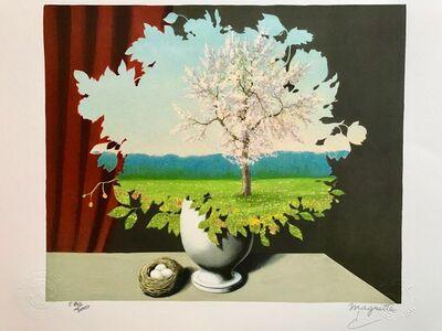 René Magritte, 'Le Plagiat', 2010