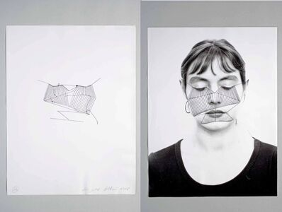 Annegret Soltau, 'SELBST #16', 1975