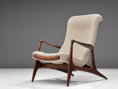 Vladimir Kagan, ''Contour' chair', 1950s