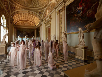 Vanessa Beecroft, 'vb84.044.nt', 2017-2018