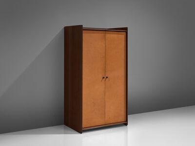 Afra & Tobia Scarpa, ''Artona' Leather Cabinet', ca. 1975