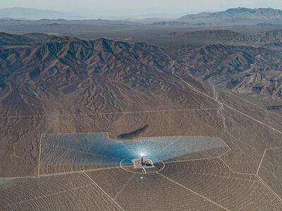 Bernhard Lang, 'Aerial Views, Solar Plants 016', 2018