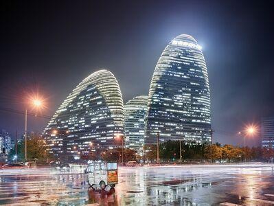 Luca Campigotto, 'Beijing (Zaha Hadid's Galaxy Soho building)', 2016