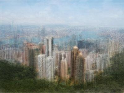Corinne Vionnet, 'Hong Kong', 2017