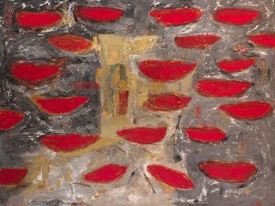 Raúl Díaz, 'BOTES ROJOS', 2001