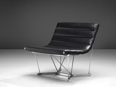 George Nelson, 'Catenary Easy Chair Model '6380'', 1962