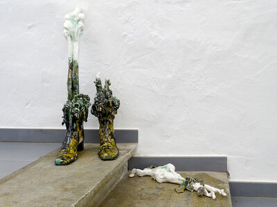 Lindsey Mendick, 'Now Look What You've Done', 2019