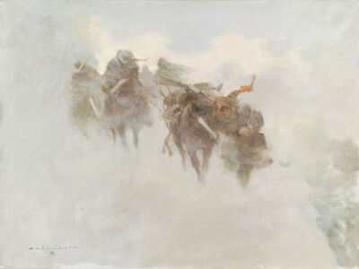 Ernest Chiriacka, 'Into the Storm', 1975-1980