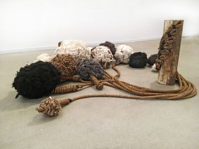 Molly Sawyer, 'Held Adrift', 2017
