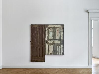 Pedro Cabrita Reis, 'Two Doors Side by Side', 2018