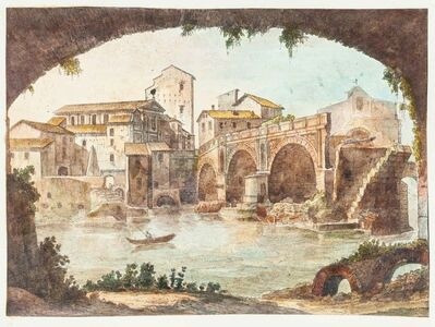 Unknown, 'The Tiber', 19th Century
