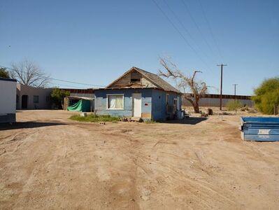 Richard Misrach, 'Home, Gadsden, Arizona/Casa Gadsden, Arizona', 2013