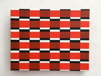 Roland Helmer, 'G308 Rot, rot II ', 2010