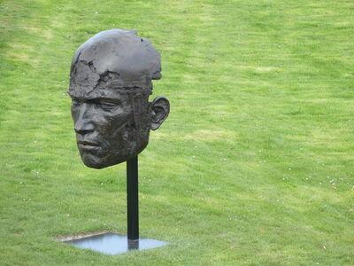 Christophe Charbonnel, 'Tête de Persée monumentale', 2012