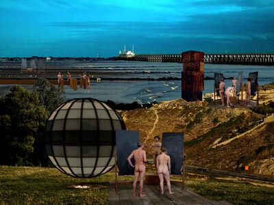 Clegg & Guttmann, 'Studiolo Landscape 6', 2007
