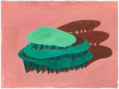 Phyllida Barlow, 'untitled: stacked; 2018', 2018