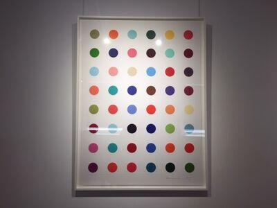 Damien Hirst, 'Oleoylsarcosine (Unique)', 2008