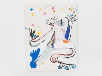 Antone Könst, 'Juggler 3', 2017