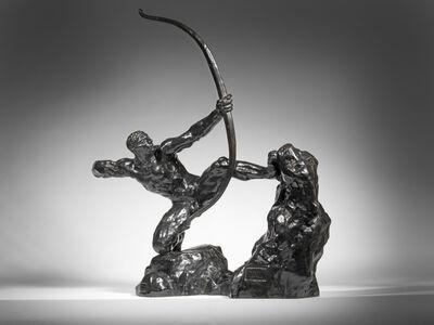 Emile-Antoine Bourdelle, ' Herakles the Archet', 1909