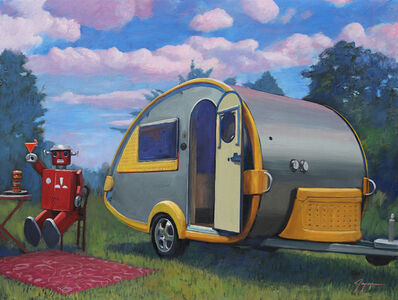 Eric Joyner, 'Happy Camper'