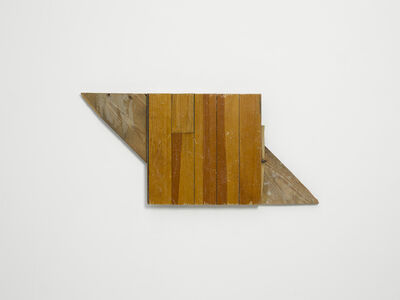 Virginia Overton, 'Untitled (floor / subfloor 14)', 2014