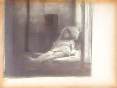 Sidney Goodman, 'Woman in a Darkened Bedroom', 1977