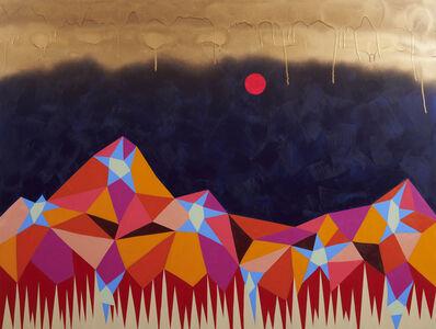 Adia Millett, 'Fallen Stars', 2020