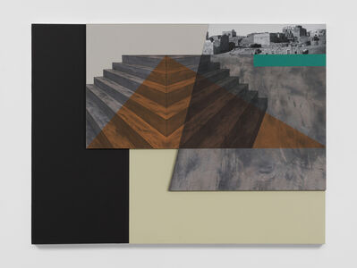 Hazem Harb, 'Memorial Architecture #1', 2016