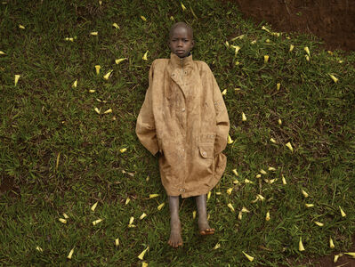 "Pieter Hugo, 'Portrait #1, Rwanda, from the series ""1994""', 2014"
