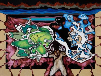 Gian Berto Vanni, 'Tragedy on Land and Sea', 2016