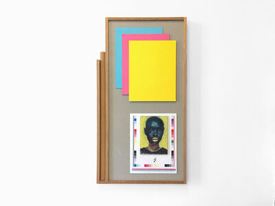 Lyndon Barrois Jr., 'Untitled (Primary Colors)', 2017