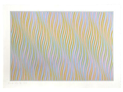 Bridget Riley, 'Untitled [Rose]', 1978