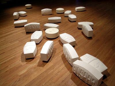 Colleen Wolstenholme, 'Spill', 2003